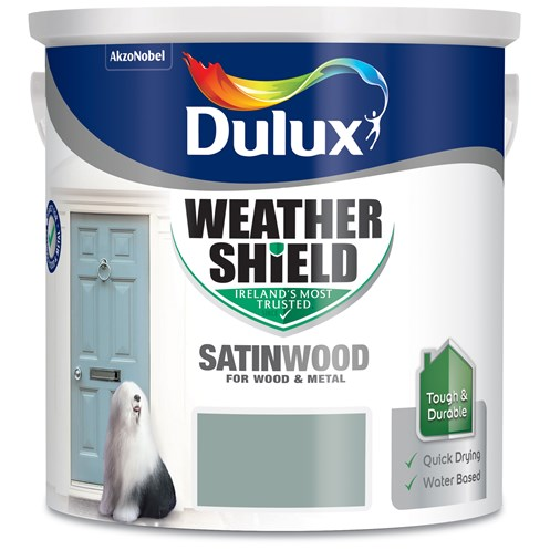 Dulux Exterior Satinwood 750ml Colour Masonry