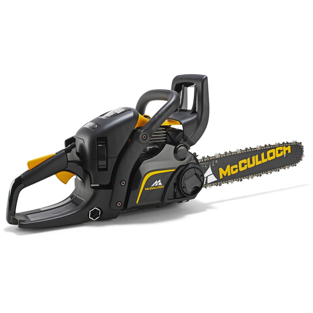 mcculloch petrol chainsaw cs 450 elite petrol chainsaws. Black Bedroom Furniture Sets. Home Design Ideas